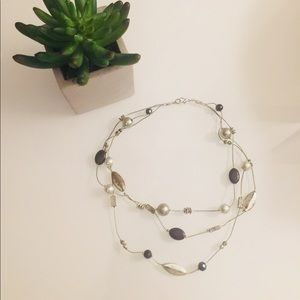 Jewelry - Multilayered necklace